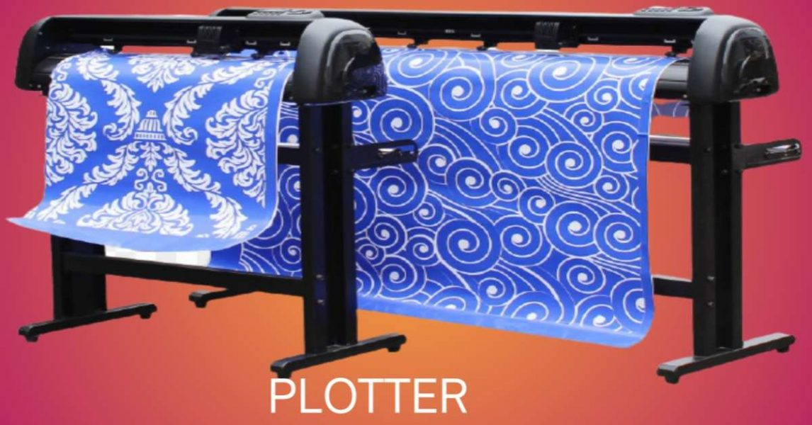 PLOTTER AN OUTPUT DEVICE